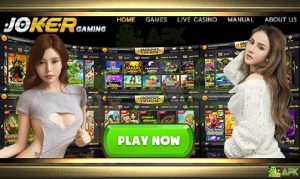 Daftar Joker123 Slot Online Terpercaya