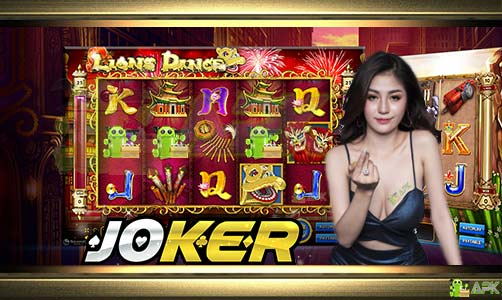 Agen Slot Joker123 » Daftar Akun Login Joker Gaming